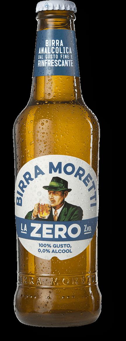 Birra Moretti Zero Analcolica