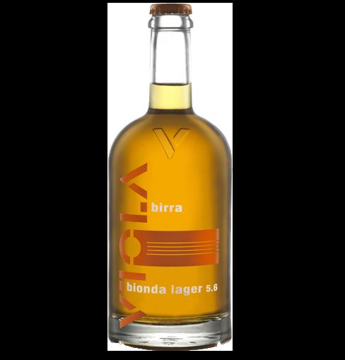 Birra VIOLA Lager